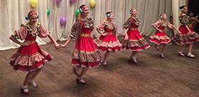 В ТГПУ пройдет пятый областной хореографический конкурс «Золотые ступени»