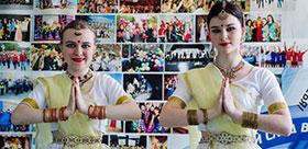 TSPU at international Indian dance festival