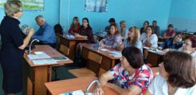 Сотрудники ФМФ ТГПУ приняли участие в образовательном салоне