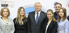 В ТГПУ отметили 115-й юбилей университета