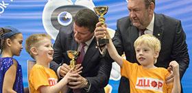 Воспитанники Детского центра образовательной робототехники ТГПУ завоевали награды на Кубке Губернатора Томской области