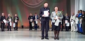 Сотрудник ТГПУ победил в конкурсе «Рыцарь в образовании — 2017»