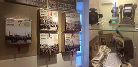 Студенты ТГПУ посетили Томский областной краеведческий музей им. М.Б. Шатилова