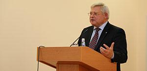 Tomsk region governor have visited Tomsk State Pedagogical University