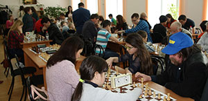 THE FIFTH OPEN CHESS TOURNAMENT WAS HELD IN TSPU