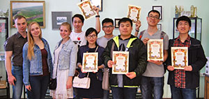 TSPU students took part in XXVΙ spiritual and historical readings