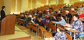 IX International scientific and methodological conference at TSPU