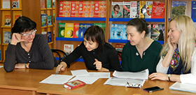 Cooperation of TSPU and Tyumen University in a sphere of inclusive education
