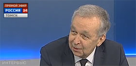Interview with Vladimir Laptev, Vice-president of Russian Academy of Education