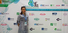 TSPU AT THE CONGRESS OF PHARMACOLOGISTS OF RUSSIA