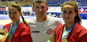 TSPU STUDENT IS THE WINNER OF INTERNATIONAL SAMBO TOURNAMENT
