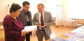 Principal of chinese insitite at TSPU