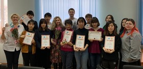 SPRING SCHOOL OF THE RUSSIAN LANGUAGE AND CULTURE FOR JAPANESE STUDENTS