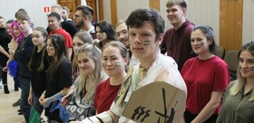 TSPU STUDENTS ON THE REGIONAL GUIDES CONVENTION