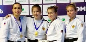 TSPU STUDENT - WINNER OF ALL-RUSSIAN JUDO TOURNAMENT