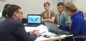 «TEAM TSPU» ON ALL-RUSSIAN «DIGITAL breakthrouh» hackathon