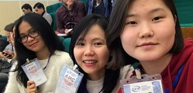 TSPU DELEGATION AT THE VIII CONGRESS OF THE RUSSIAN FOREIGN STUDENTS' ASSOCIATION
