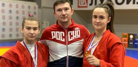 VITCORY OF TSPU STUDENTS ON THE RUSSIAN SAMBO CHAMPIONSHIP