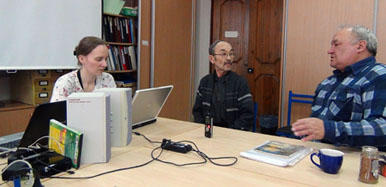 CHULYM LANGUAGE FOR CHULYM PEOPLE: FROM THEORY TO PRACTICE WITH THE TSPU ASSOCIATE PROFESSOR