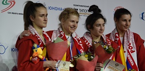 TSPU STUDENT IS A SILVER WINNER OF THE RUSSIAN CHAMPIONSHIP IN SAMBO