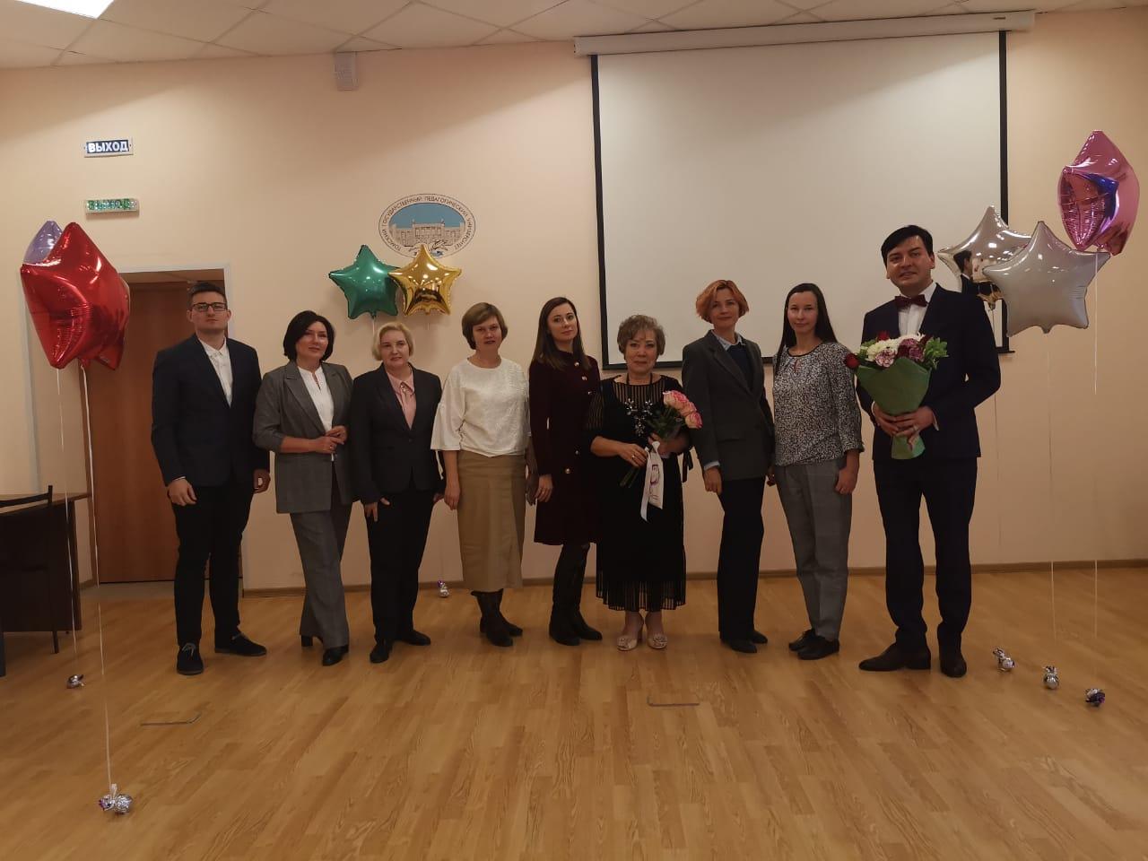 Ярослав Дмитриевич Игна представил ФИЯ на конкурсе